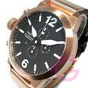 Haemmer (ヘンマー) HC-14 EOS クロノグラフ オーバーサイズ 50mm メンズウォッチ 腕時計 【あす楽対応】