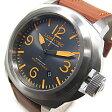 【世界限定生産】 LUM-TEC (ルミテック) M68 M AUTO 300 Miyota 9015自動巻きオートマチックムーブメント搭載 44mm オレンジ 腕時計