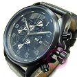 LUMINOX(ルミノックス) 1861BO フィールドスポーツ オート クロノグラフ 自動巻き ブラックアウト メンズウォッチ 腕時計
