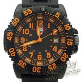 LUMINOX(ルミノックス) 3059 NAVY SEALS ネイビーシールズ カラーマーク オレンジ T25表示 ミリタリー メンズウォッチ 腕時計 【lumis】