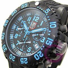 LUMINOX(ルミノックス)3083≪T25表示≫NAVYSEALSネイビーシールズカラーマーククロノグラフブルーメンズウォッチ腕時計