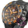 LUMINOX(ルミノックス) 3089 ≪T25表示≫ NAVY SEALS ネイビーシールズ カラーマーク クロノグラフ オレンジ メンズウォッチ 腕時計 【lumis】