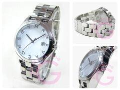 MARCBYMARCJACOBS(マークバイマークジェイコブス)MBM3036Henry/ヘンリーシルバーレディースウォッチ腕時計