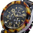 NIXON(ニクソン) THE 42-20 クロノグラフChrono SS A037-679/A037679 Tortoise(トータス) レディースウォッチ 腕時計 【あす楽対応】
