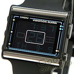 CASIO POPTONE ( Casio ポップトーン ) LDF-10-1AVDR/LDF10-1AVDR vibration notice features digital Unisex Watch