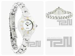 SEIKO(セイコー)SWE002Kinetic/キネティックマザーオブパールメタルベルトレディースウォッチ腕時計