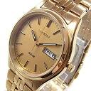 SEIKO(セイコー) SOLAR/ソーラー SNE036 ゴールド メンズウォッチ 腕時計 【あす楽対応】