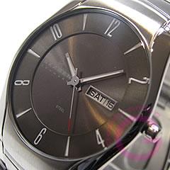 SKAGEN (Skagen) 531XLSXM1 ultra slim silver metal belt-men's watch