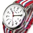 【メール便送料無料】TIMEX(タイメックス) T2N746 Weekender/ウィークエンダー セントラルパーク フルサイズ トリコロールカラー ミリタリー メンズウォッチ 輸入品 腕時計 【あす楽対応】