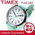 【メール便送料無料】TIMEX(タイメックス) T2P073 Weekender/ウィークエンダー セントラルパーク ミッドサイズ パステルグリーン ユニセックスウォッチ 腕時計