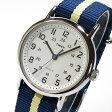【メール便送料無料】TIMEX(タイメックス) T2P142 Weekender/ウィークエンダー セントラルパーク フルサイズ ブルー メンズウォッチ 腕時計
