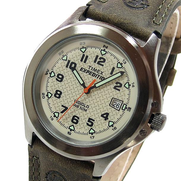 腕時計, メンズ腕時計 TIMEX T49953 Expedition Metal Field