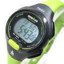 TIMEX (タイメックス) T5K527 IRONMAN 10-LAP/アイアンマン 10ラップ デジタル ラバーベルト ライム レディースウォッチ 腕時計 【あす楽対応】