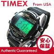 【メール便送料無料】Timex (タイメックス) T775119J ATLANTIS/アトランティス ラバーベルト ブラック×シルバー 輸入品 メンズウォッチ 腕時計