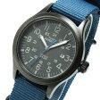 TIMEX (タイメックス) TW4B04800 Expedition Scout/エクスペディション スカウト ナイロンベルト ブルー メンズウォッチ 腕時計 【あす楽対応】