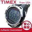 TIMEX (タイメックス) TW5K94600 Marathon/マラソン デジタル ラバーベルト ブラック×シルバー メンズウォッチ 腕時計 【あす楽対応】