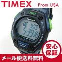 TIMEX (タイメックス) TW5M11600 IRONMAN 30-LAP FULL-SIZE/アイアンマン 30ラップ フルサイズ デジタル ラバーベルト ブルー メンズウォッチ 腕時計