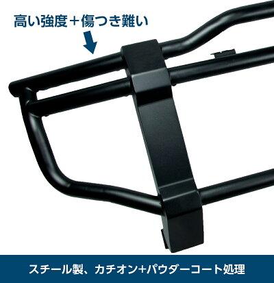 JB64ジムニー専用GBフロントバンパーガード