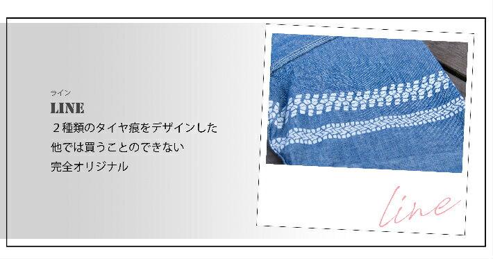 シャンブレーシャツ桃太郎ジーンズ