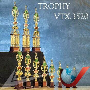 トロフィーVTX3520ゴルフ【タイプ:A】【松下徽章】【文字刻印代無料】【ポイント2倍】【RCP】【期間限定】