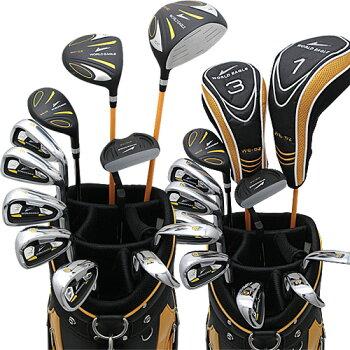 ワールドイーグル5Z-BLACK+CBX007カードバッグメンズゴルフクラブ14点フルセット右用【ポイント2倍】【RCP】【期間限定】