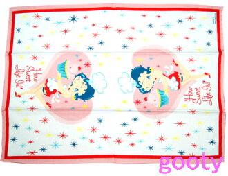 (Betty) Betty Boop tea towels TEA TOWEL Betty cooking cupcake pattern