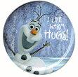 アナと雪の女王FrozenオラフOlafLetitgoバッチブローチ缶バッチloungeflyラウンジフライ【楽ギフ_包装】