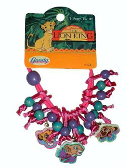 Lion King Simba & NALA Bobbles pink / blue