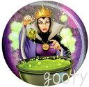 白雪姫 女王Snow White and the Seven Dwarfs女王 魔女 The Evil Queenブローチ 缶バッチloungefly ラウンジフライヴィランズ エヴィルクイーン villans