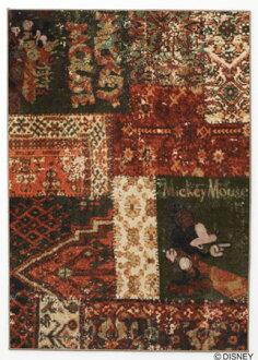 米奇老鼠米奇老鼠米奇大會耳米奇組裝地毯 100 × 140 釐米