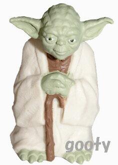 Star Wars STARWARS Yoda figure PVC