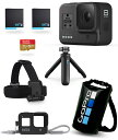 GoPro HERO8 Black 限定ボックス + スリーブ+ランヤード + GoPro公式ストア限定非売品 ドライバッグ