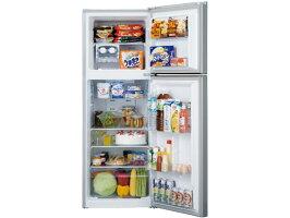 ハイセンスHisense2ドア冷凍冷蔵庫HR-B2301227Lシルバー【展示品】【アウトレット】【送料別】【ヤマト家財宅急便Dランク】【代引き不可】