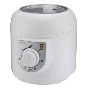 CCP シーシーピー 電気圧力鍋 (1.3L) ホワイト BD-PC72 WH 【新品】【送料無料(一部送料別途)】【代引き不可】