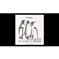 スペインガジェーゴス・デ・ジュビア・イ・カルマゴデーリョGallegosdeLluviayCalma750ml白ワイン・辛口ギフト/お祝い/動物ラベル/御返し/記念日/誕生日/鳥/ペンギン【ワインショップゴリヨン】
