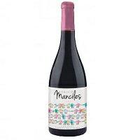 スペインマンシーレス2016/Manciles2016赤ワイン・ミディアムボディ750ml/動物ラベル/猫/土着品種/ギフト/記念日/肉料理【ワインショップゴリヨン】