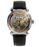 アルカフトゥーラメカニカルスケルトン 309SB-BK 自動巻 腕時計 メンズ ARCAFUTURA