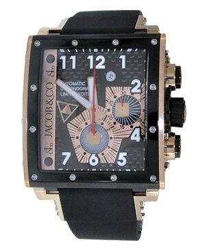 JACOB&CO ジェイコブ 腕時計 EPIC JC-V2Q8 エピック クロノグラフ 自動巻