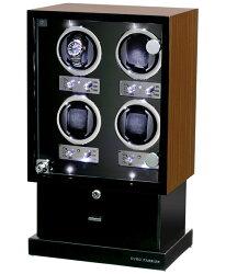 WATCHWINDINGBOXES【ユーロパッションウォッチワインディングボクシーズアダプター付FWD-12100EB】※時計は価格に含まれておりません