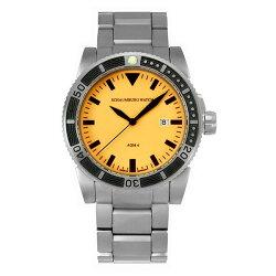SCHAUMBURG【シャウボーグノウティックフィッシュメンズ腕時計AQM4-ORM】NAUTICFISH