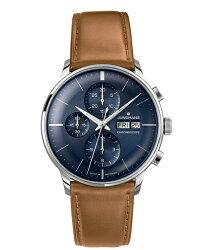 ユンハンスマイスタークロノスコープ027/4526.01腕時計自動巻メンズJUNGHANSMeisterChronoscope