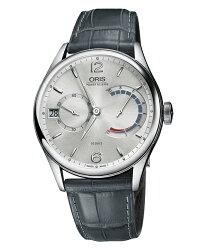 オリスキャリバー11111177004061D腕時計メンズ手巻きOrisCalibre111