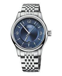 オリスクラシックデイト73375944035M腕時計メンズ自動巻OrisClassic