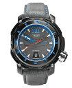 アウトレット 半額 ヴィスコンティ アビサス フルダイブ 1000M W115-00-164-0722 腕時計 メンズ VISCONTI Abyssus Full-Dive 1000M Gunmetal
