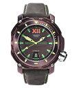 アウトレット 半額 ヴィスコンティ アビサス フルダイブ 1000M W115-00-166-1723 腕時計 メンズ VISCONTI Abyssus Full-Dive 1000M Purple