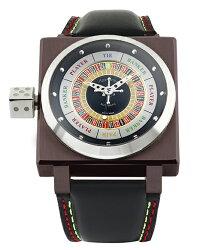 アジムートキングカジノKINGCASINO-BRP腕時計メンズSP-1MECANIQUEAZIMUTH