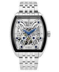 ユーロパッションウォッチバレル・スケルトンEP224-21自動巻腕時計メンズEUROPASSIONWATCHBarrelSkeleton