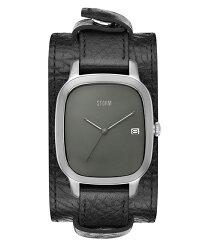 ストームロンドン47348TNBENZOSQUARE腕時計メンズSTORMLONDON