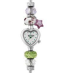 アモンリザAL31204クリスタルブレスレットウォッチ腕時計レディースAMONNLISA