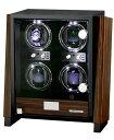 ユーロパッション ウォッチワインディング ボックス アダプター付 FWD-4101EB 【ラッピング不可】 ※時計は含まれておりません EURO PASSION グランドバリュー